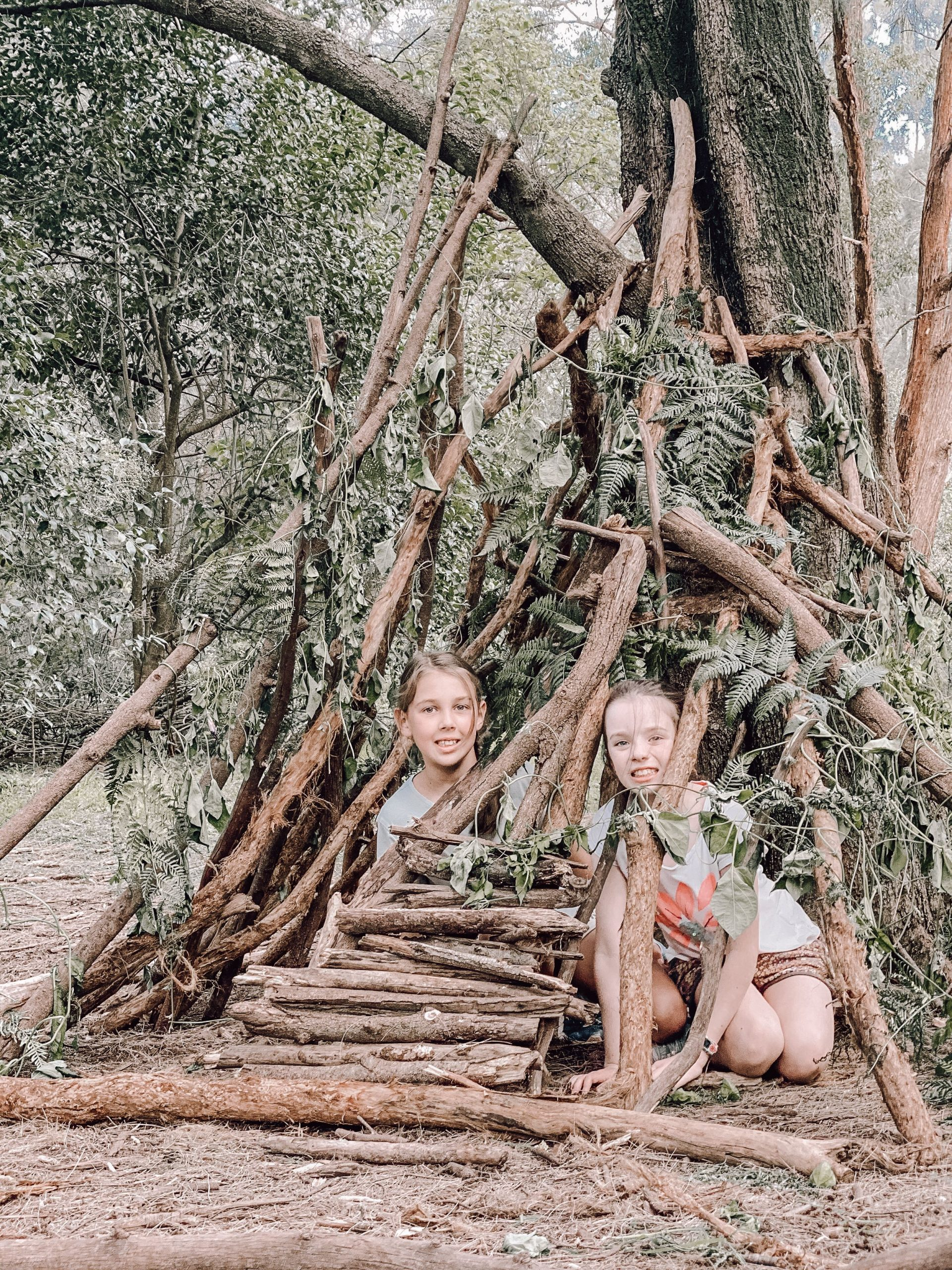 wild kindy bush nature play kids ryde chatswood sydney